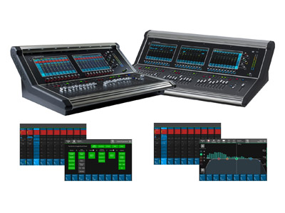 DiGiCo S31-S21 V2.6 update