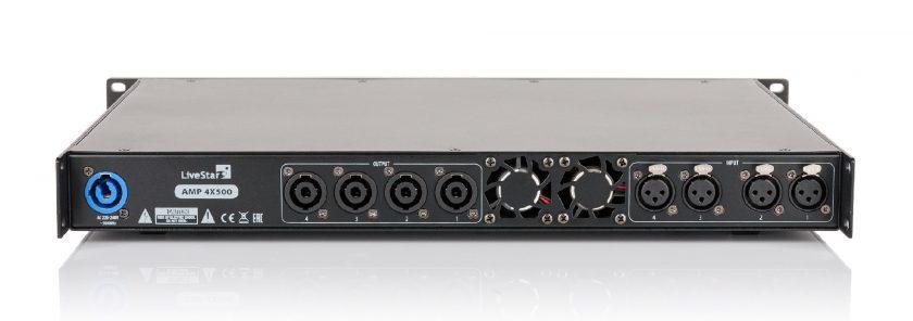 Live Star AMP 4x500
