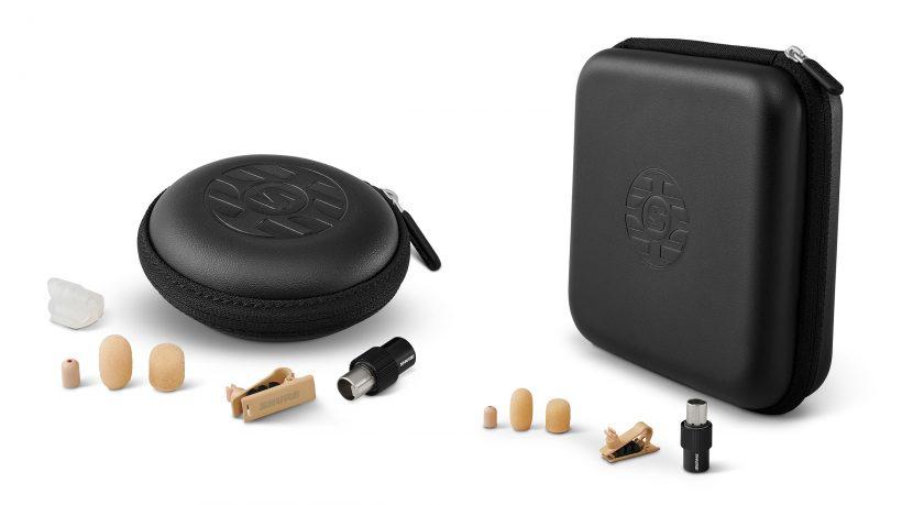 Shure Duraplex Accessories Kit