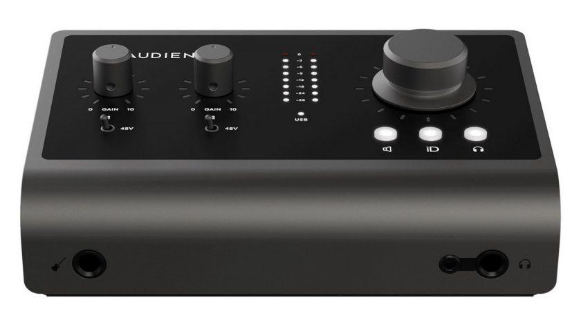 Audient iD14 Mk2
