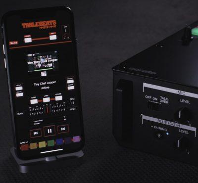 DJM-S7 Передача данных по Bluetooth