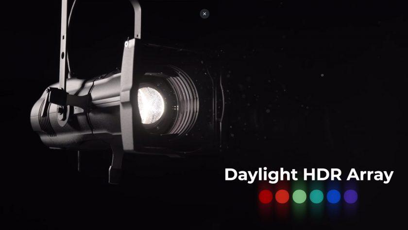 ETC Daylight HDR array