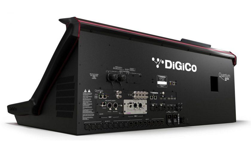 DiGiCo Quantum 225