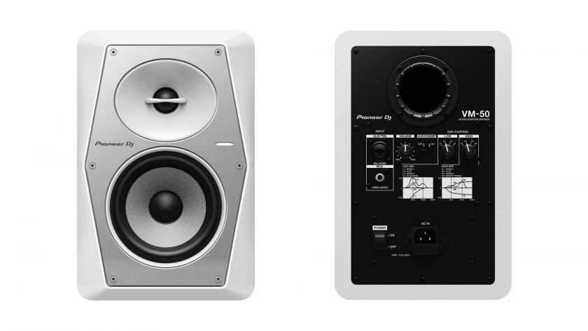 Pioneer DJ VM50 White