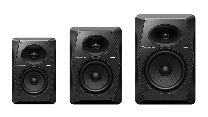 Pioneer DJ VM50, VM70, VM80 Front