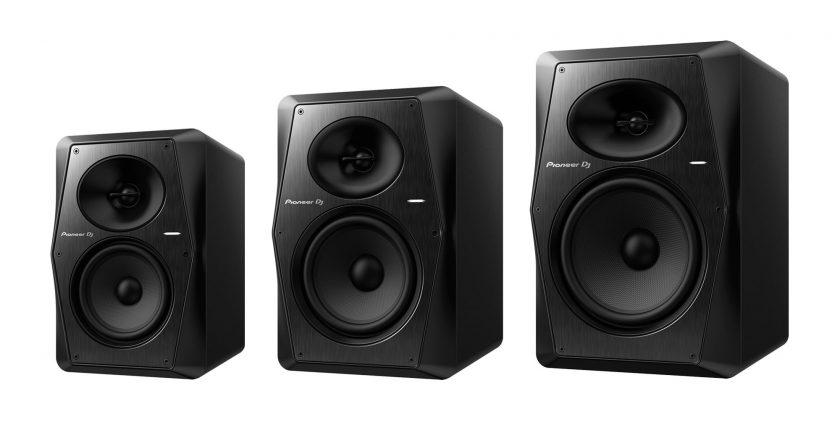 Pioneer DJ VM50, VM70, VM80 Angle