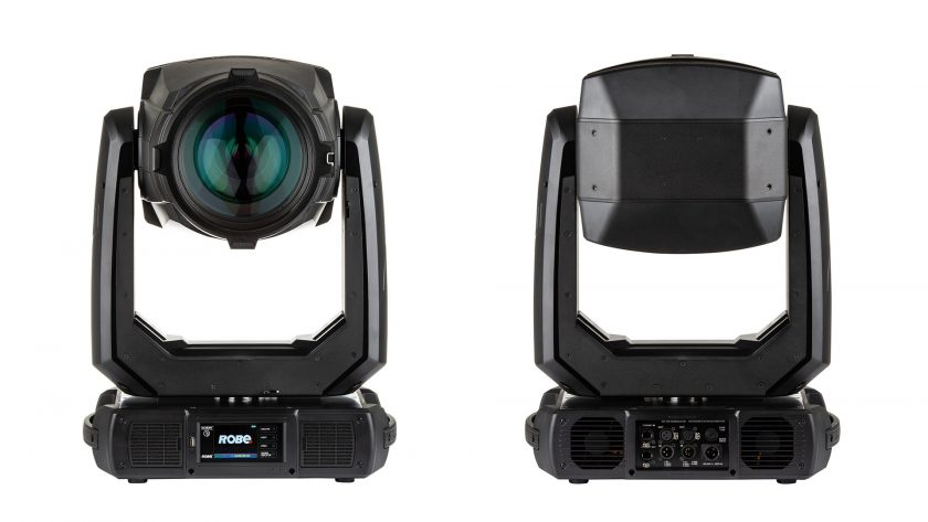 ROBE T2 Profile - Front & Rear