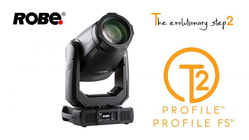ROBE T2 Profile™