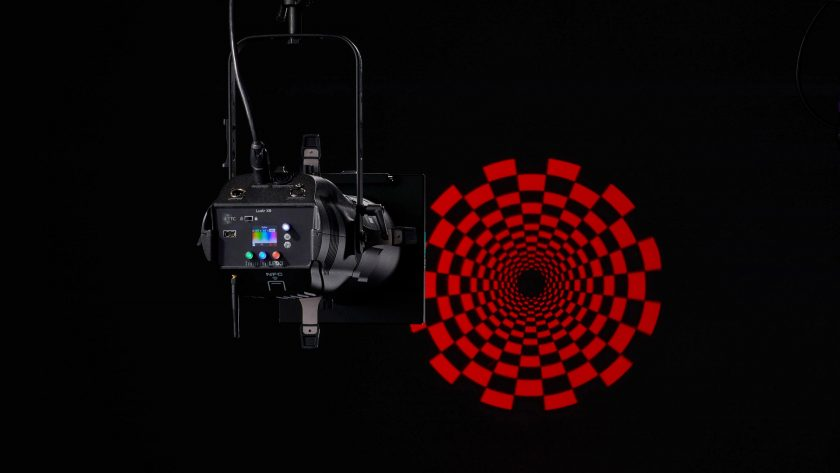 ETC S4 Series3 Gobo Red
