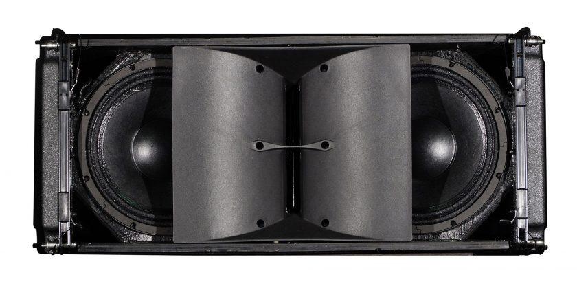 dBTechnologies VIO L1610 Open grill
