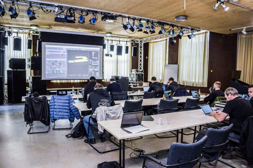 Обучение в Германии, d&b (Бакнанг)
