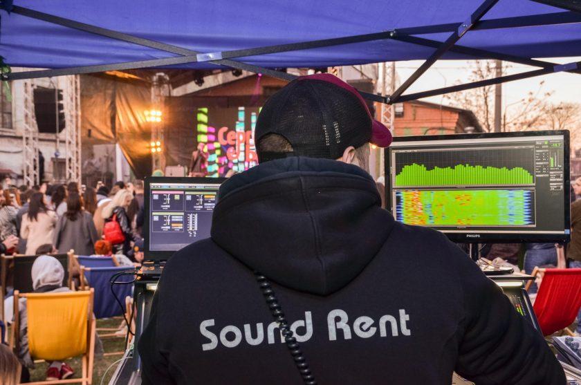 Тарас Первак — звукоинженер Sound Rent
