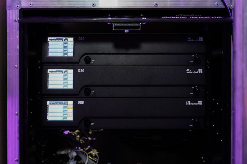 Sound Rent d&b audiotechnik