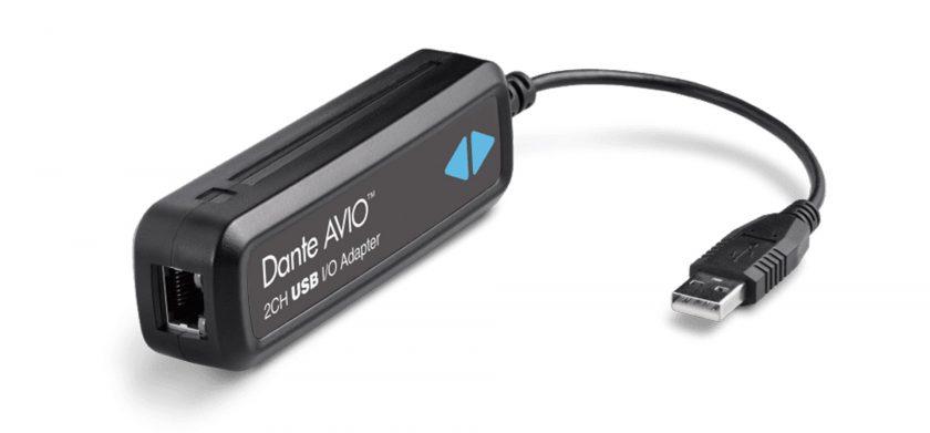 Dante AVIO USB