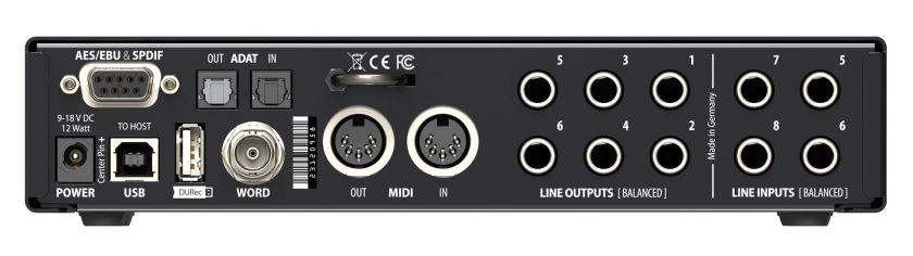 RME Fireface UCXII