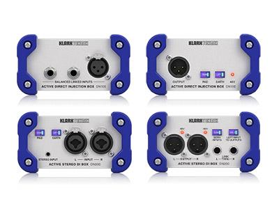 Klark Teknik DN100 V2 + DN200 V2
