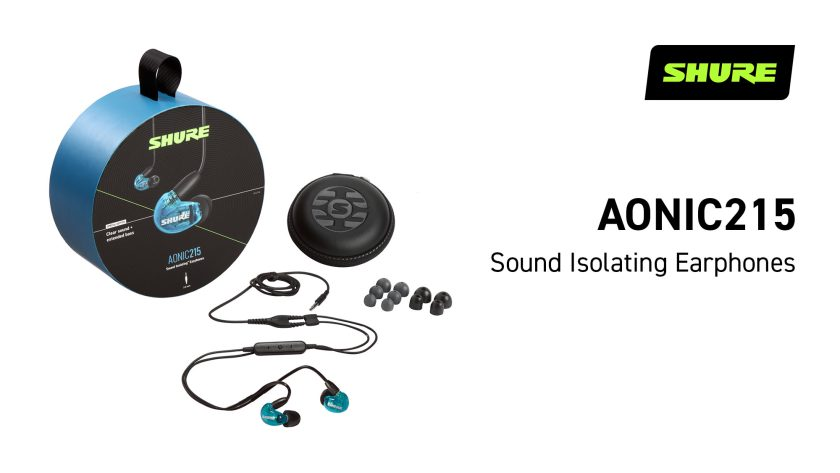 SHURE AONIC215 WIRED