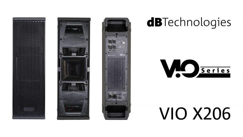 dBTechnologies VIO Х206