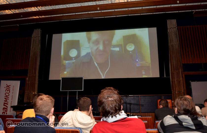 Представитель Waves, общение через Skype