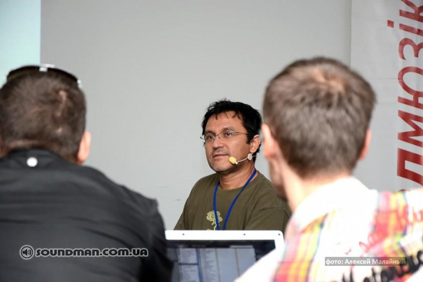 Маурисио Рамирез. Семинар Meyer Sound 2012 (от Реалмюзик)