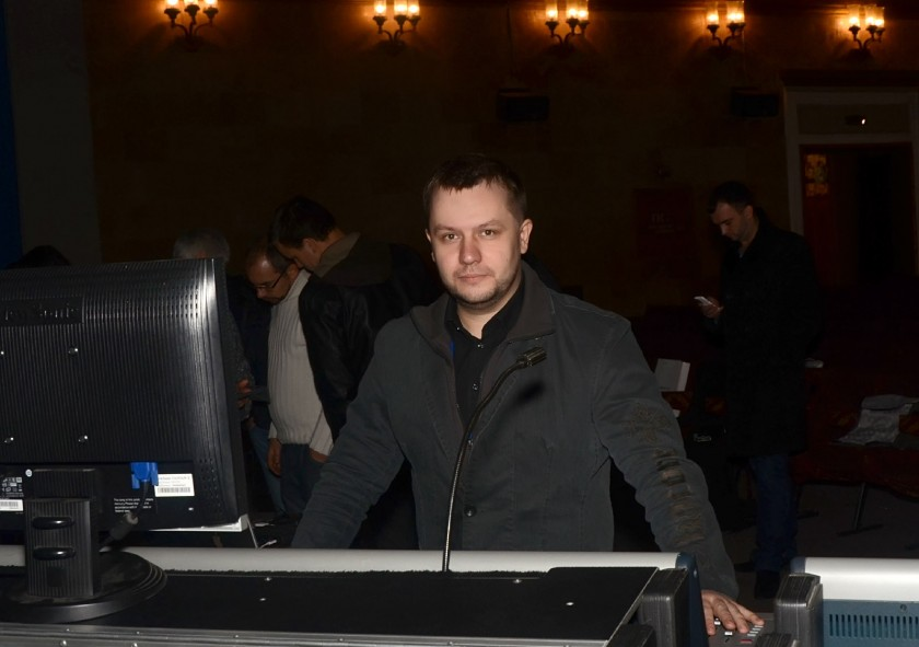 Алексей Малайный - Soundman