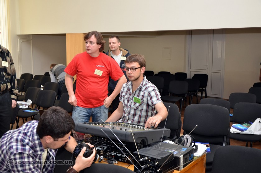 Семинар Ассоциации Звукорежиссеров Украины 2012 (55)