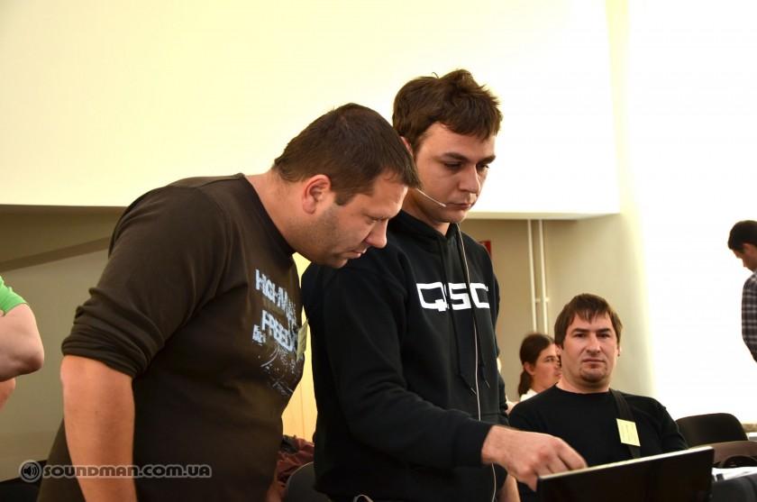 Семинар Ассоциации Звукорежиссеров Украины 2012 (25)