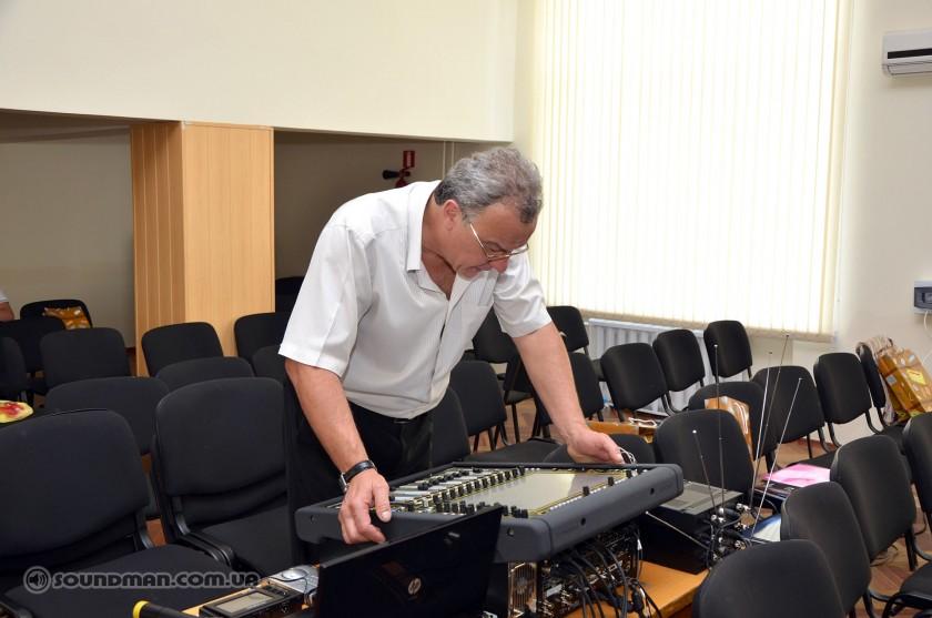 Семинар Ассоциации Звукорежиссеров Украины 2012 (15)
