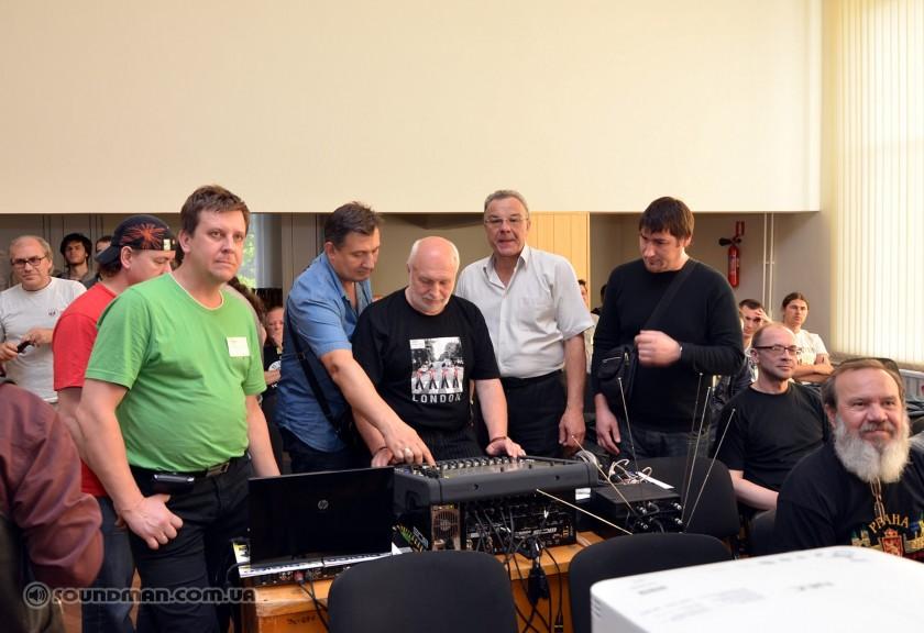 Семинар Ассоциации Звукорежиссеров Украины 2012 (13)