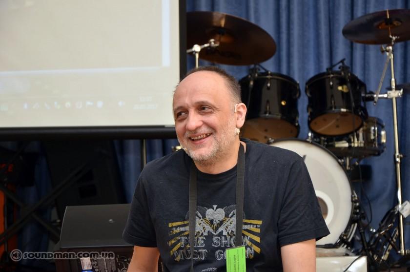 Семинар Ассоциации Звукорежиссеров Украины 2012 (8)
