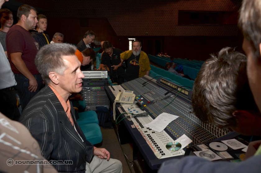 Семинар Ассоциации Звукорежиссеров Украины 2012 (4)