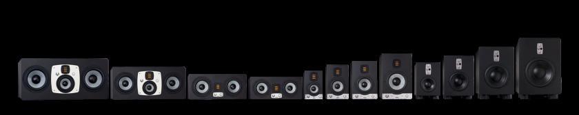 EVE Audio - линейка продуктов