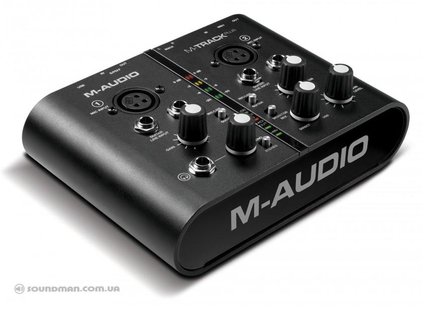 M Audio M-track Plus