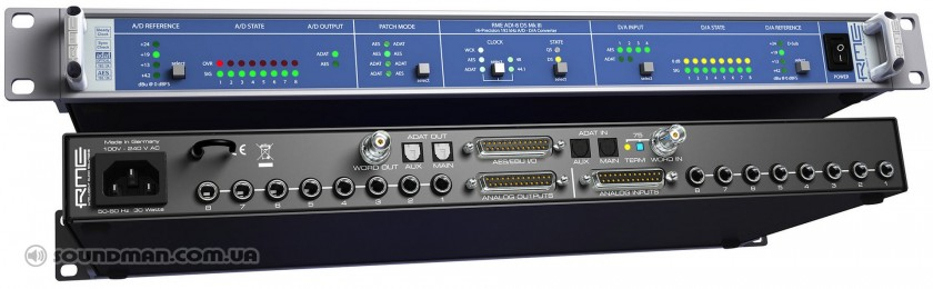 RME ADI-8 DS MkIII