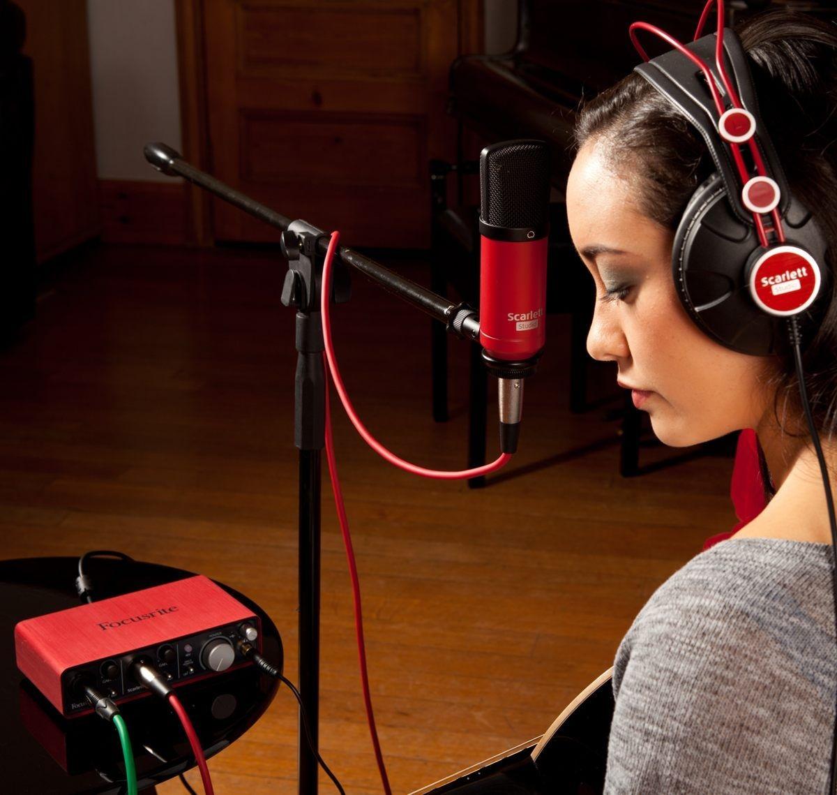 Как записать музыку на домашних условиях