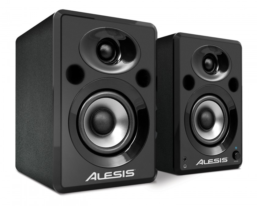 Мониторы Alesis Elevate