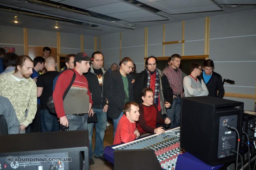 Прослушивание EVE Audio