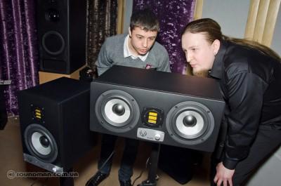 EVE Audio SC305 вызвала наибольший интерес