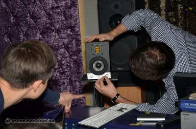 Игорь Юсупов, настройка EVE Audio SC204