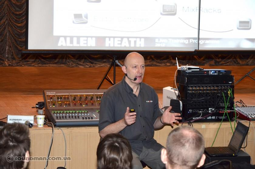 Семинар по цифровым консолям Allen & Heath GLD и iLive (30)