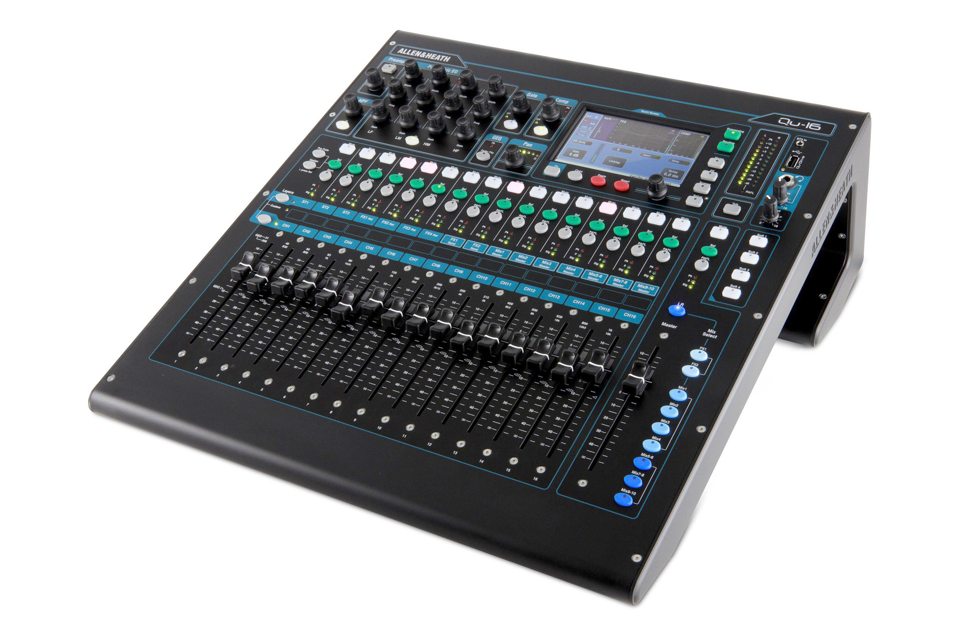 ALLEN & HEATH Qu-16 3/4