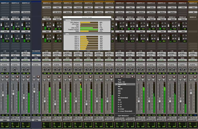 ProTools 11 Feature