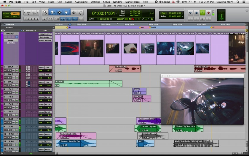 ProTools11 Feature