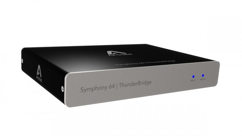 Symphony 64 | ThunderBridge фронтальная панель