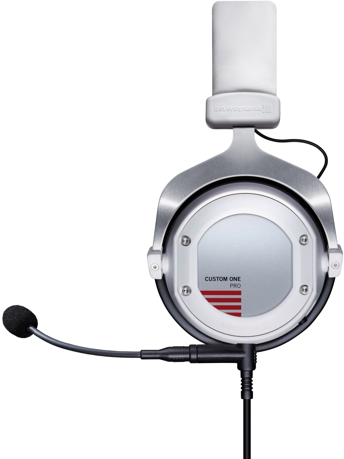 Beyerdynamic Custom One Pro White с Custom One Pro Headset