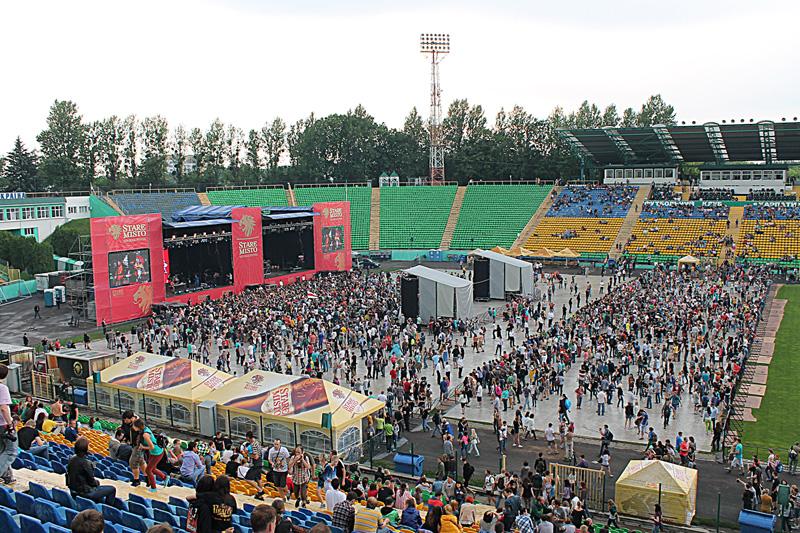 "Фестиваль ""Старе Місто"" во Львове"