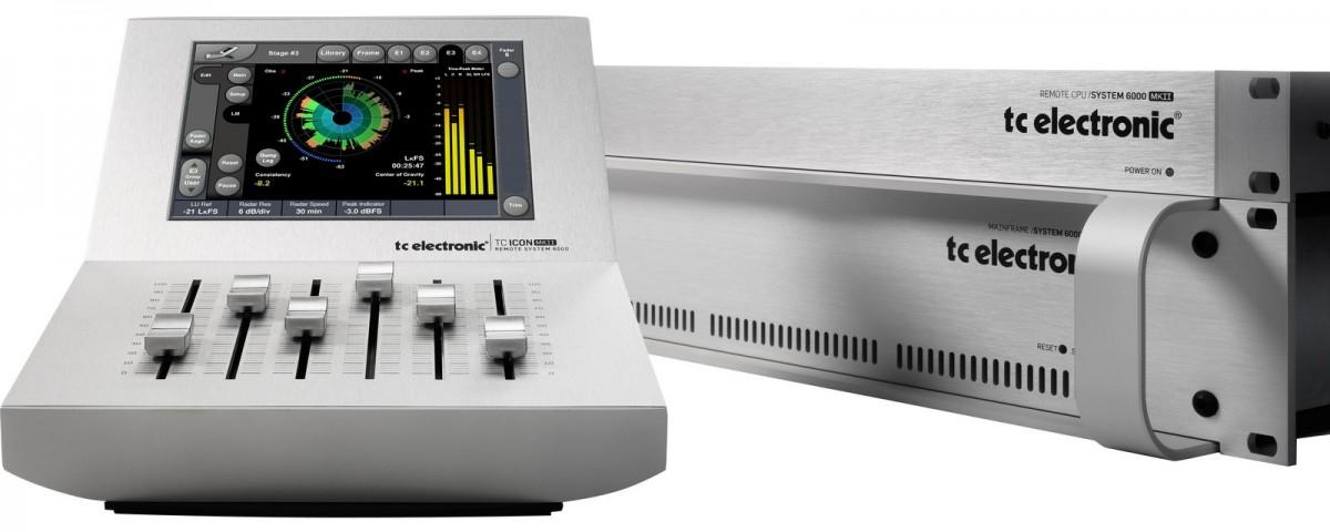System 6000 Integrator