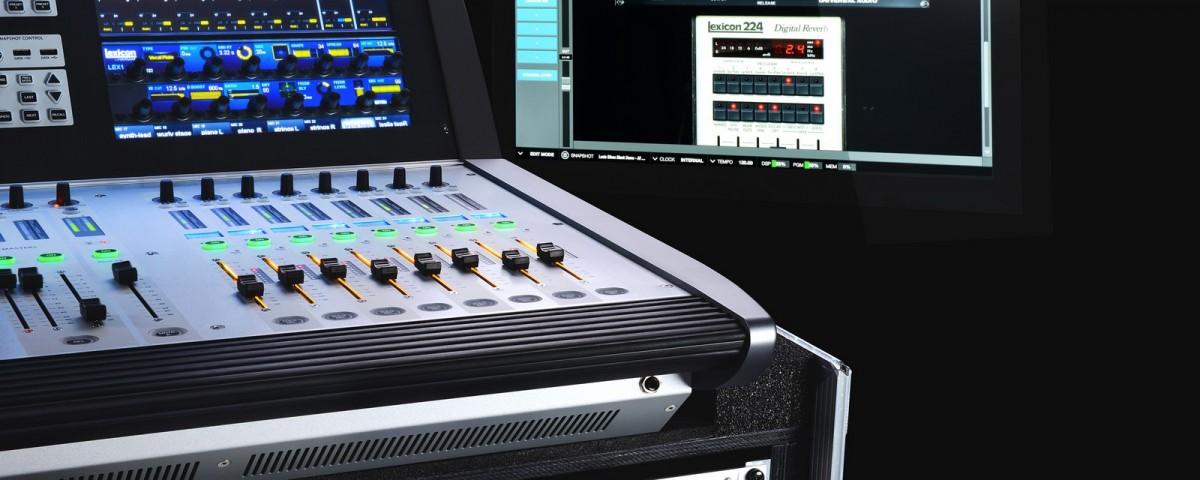Soundcraft Realtime Rack