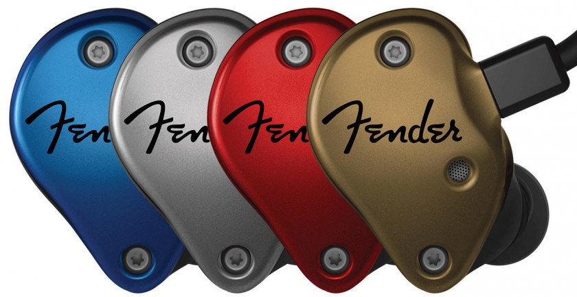 Fender Pro In-Ear Monitors
