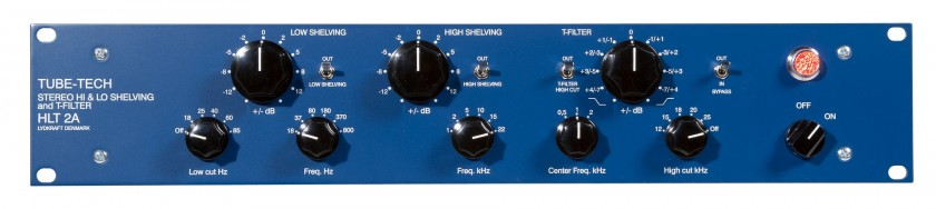 TUBE-TECH HLT 2A EQUALIZER